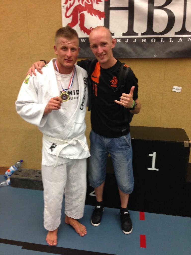 Marcin kampioen