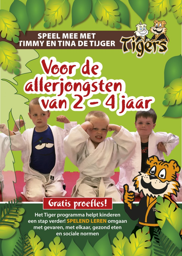 TIGERS_bushido_flyer.indd
